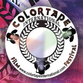 Logo of Colortape International Film Festival