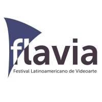 Logo of Festival Latinoamericano de Video Arte FlaVIA