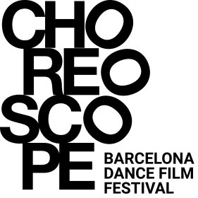 Logo of Choreoscope - Barcelona Dance Film Festival