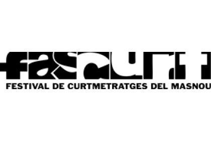 Logo of Fascurt, Masnou Short Film Festival