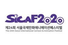 Logo of 서울국제만화애니메이션페스티벌 - Seoul International Cartoon & Animation Festival