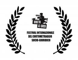 Logo of Diritto al Corto - Festival del cortometraggio socio-giuridico
