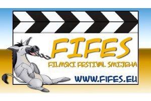 Logo of FIFES Comedy film festival