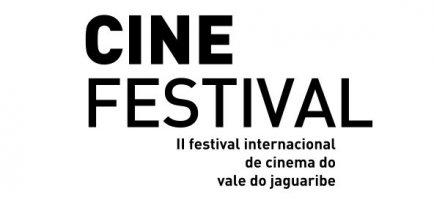 Logo of II Cinefestival - Festival Internacional de Cinema do Vale do Jaguaribe