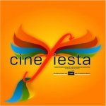 Logo of Cinefiesta, Festival Internacional de Cortometrajes de Puerto Rico