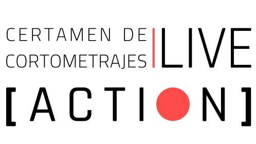 Logo of Certamen de Cortometrajes 'Live Action'