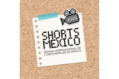 Logo of SHORTS MÉXICO  -  Mexico International Short Film Festival