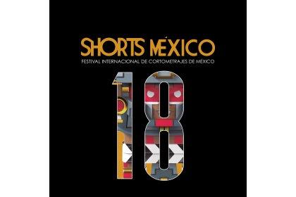 Logo of SHORTS MÉXICO  -  Mexico International Short Film Festival