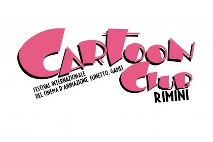 Logo of CARTOONCLUB INTERNATIONAL FESTIVAL OF ANIMATION CINEMA, COMICS AND GAMES