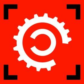 Logo of Caostica International Shortfilm and Music Video Festival