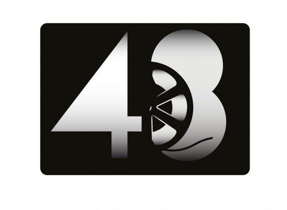 Logo of 48独立短片电影节