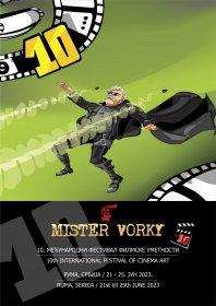 Logo of Mister Vorky
