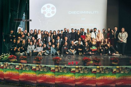Photo of Dieciminuti Film Festival