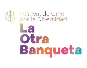 Logo of La Otra Banqueta - Festival de cine por la diversidad sexual