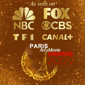 Logo of Paris Art and Movie Awards