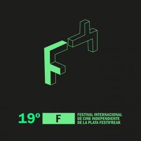 Logo of La Plata International Independent Film Festival - FestiFreak