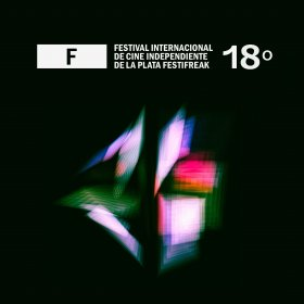 Logo of La Plata International Independent Film Festival - FestiFreak
