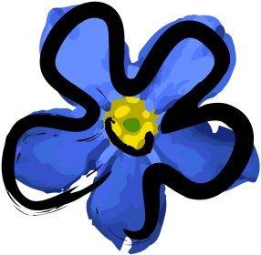 Logo of Festival Internacional de Cortometrajes Flor Azul