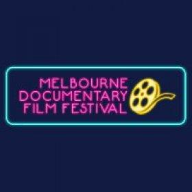 Logo of Melbourne Documentary Film Festival