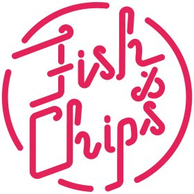 Logo of Fish & Chips Film Festival - International Erotic Film Festival