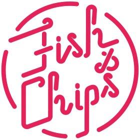 Logo of Fish & Chips Film Festival - International Erotic Film Festival
