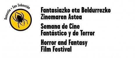 Logo of Semana de Cine Fantástico y de Terror de San Sebastián