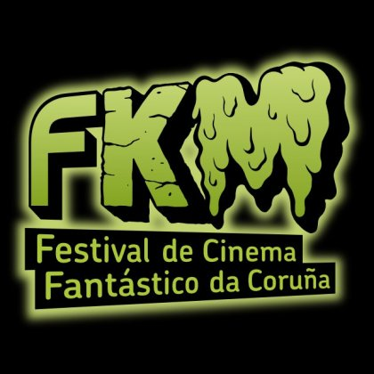 Logo of FKM Fantastic Film Festival of A  Coruña