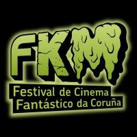 Logo of FKM Festival de Cinema Fantástico da Coruña