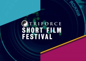 Logo of TriForce Short Film Festival