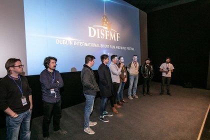 Photo of Dublin International Short Film and Music Festival