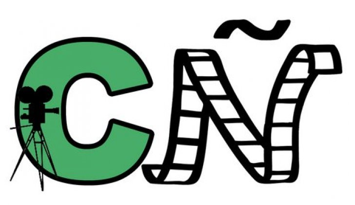 Logo of Cortos Con Ñ. International Shortfilm Festival.