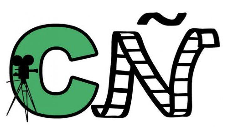 Logo of Cortos Con Ñ. International Shortfilm Festival.