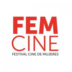 Logo of FEMCINE Santiago Women's Film Festival