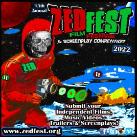 Logo of Zed Fest Film Festival & Screenplay Competition 2021