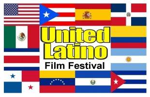 Logo of United Latino International Film Festival