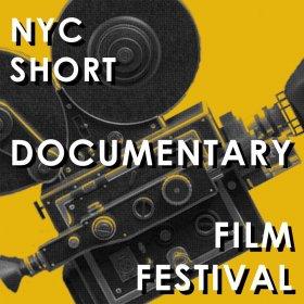 Logo of New York City Short Documentary Film Festival