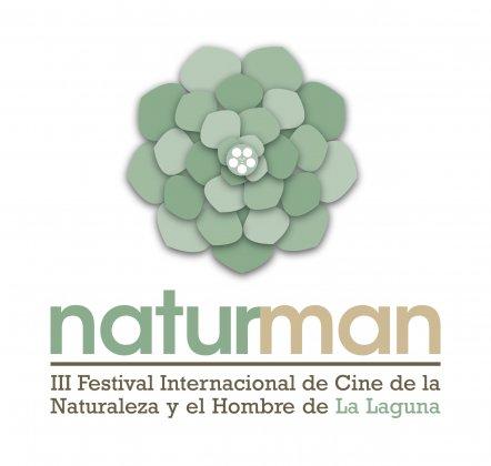 Logo of Naturman,  III International Film Festival of Nature and Man of La Laguna