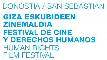Logo of XV Festival de Cine y Derechos Humanos