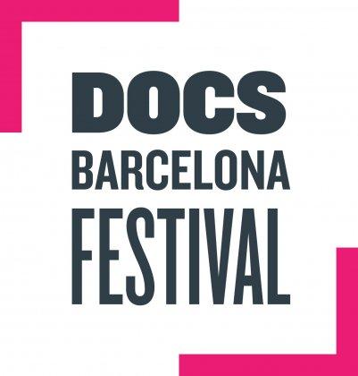 Logo of DocsBarcelona, International Documentary Film Festival