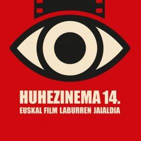 Logo of Festival de Cortometrajes Vascos Huhezinema