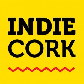 Logo of IndieCork Festival