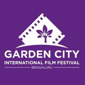 Logo of GardenCity International Film Festival