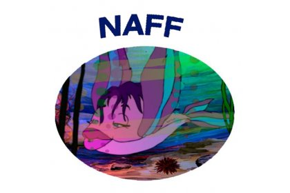 Logo of NAFF - Neum Animated Film Festival