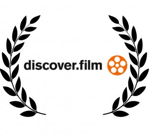 Logo of The Discover Film Awards
