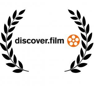 Logo of The Discover Film Awards