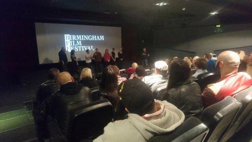 Photo of Birmingham Film Festival
