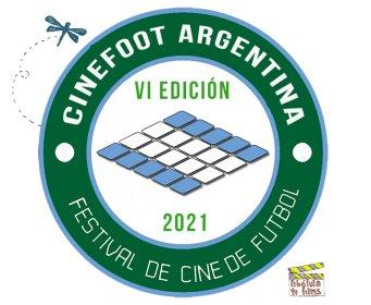 Logo of CINEFOOT ARGENTINA International Football Film Festival