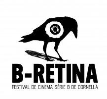Logo of B-RETINA Festival de Cinema de Sèrie B de Cornellà