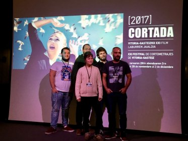 Photo of Cortada Festival De Cortometrajes De Vitoria - Gasteiz