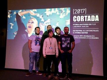 Photo of Cortada Festival De Cortometrajes De Vitoria - Gasteiz